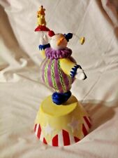 Fitz and Floyd Gift Gallery Clowning Around Collection - Plays The Entertainer