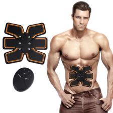 Electric Muscle Toner Machine Electronic Toning Belt Six Pack Abs Fat Burner
