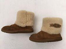 Ugg Boots Ellee #1001672 Chestnut Size 3 Euro 34