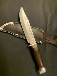 Solingen EDELSTAHL Bowie Knife Vintage Rostfrei Knife