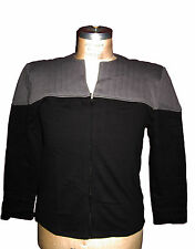 Uniform DS9 Movie Star Trek - S - BW - Jacke  First Contact Kostüm.