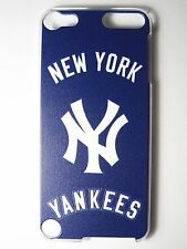 MLB New York Yankees Apple iPod Touch iTouch 5/6th Plastic One-Piece Slim Case