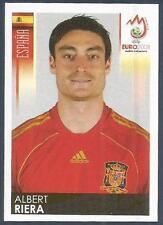 PANINI EURO 2008- #431-ESPANA-SPAIN-ALBERT RIERA