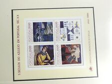 TIMBRES DU PORTUGAL : 1985 YVERT BLOC FEUILLET N° 50** NEUFSANS CHARNIERE - TBE