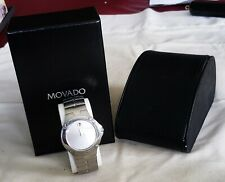 Authentic Movado Sport SE Men's Wrist Watch Museum Face Tasteful Elegance