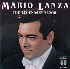 MARIO LANZA : THE LEGENDARY TENOR / CD (RCA RED SEAL RD 86218) - NEUWERTIG