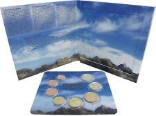 Andorra Euro KMS 2015 Stempelglanz 1 Cent - 2 Euro Kursmünzensatz im Folder