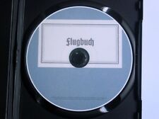 4 FLUGBÜCHER + DOKUMENTE (z.b.V. 500, 1938-1943) - Scan-CD - Flugbuch