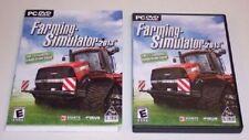 New Sealed PC DVD RomTri Synergy Farming Simulator 2013 Farm Simulation Game