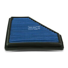 Fit 08-11 Ford Focus 2.0L Blue Reusable/Washable Drop In Air Filter Panel