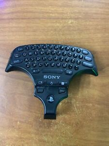 Sony CECHZK1UC Wireless Keypad Keyboard (Sony Playstation 3, PS3)