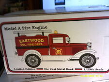 Eastwood Company Model A Ford Fire Engine - 1:25 Scale Limited Edition-FREE SHIP
