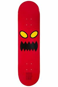 "Toy Machine Skateboard Deck Monster Face 8"""