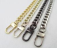 Purse Chain Strap Handle Shoulder Crossbody Handbag Bag Metal Replacement DIY