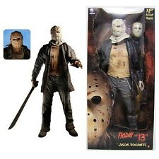 "NECA FRIDAY THE 13TH JASON VOORHEES 18"" ACTION FIGURE MT19I"