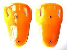 Flow NXT , M9, M11 Snowboard Bindings - Highback Support Panel - Orange - Medium