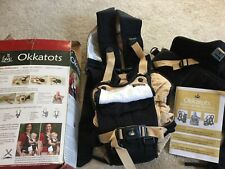Okkatots Baby Carrier System Detach Carry Infant Forward or Rear Facing 7-25