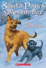Santa Paws Saves the Day (Santa Paws #7)-ExLibrary