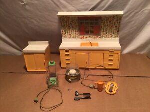 Vintage Ideal Mini Matic Kitchen cabinet & sink unit