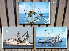 Alabama fishing trawlers boat photos lot CHOICES 5x7s or request 8x10 or digital