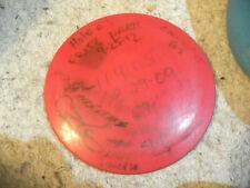 Innova Star Max 173 gram golf disc patent# preflight# stamp