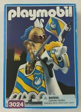 PLAYMOBIL 3024 Golden Swan Knight Horse NEW Sealed Medieval Joust Castle Playset
