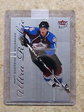09-10 Fleer Ultra Rookie RC #252 MATT DUCHENE