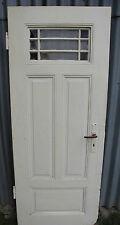 Zimmertür Tür Holztür um 1900 Tür 1,75 x 68 cm
