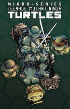 TEENAGE MUTANT NINJA TURTLES: MICRO SERIES VOL #1 TPB Brian Lynch IDW Comics TP