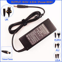 90W New AC Adapter Charger Power supply cord For Dell Latitude D620 D630 Laptop