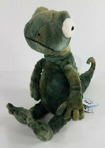 NWT Jellycat London green Gary Gecko 12 inch plush stuffed animal