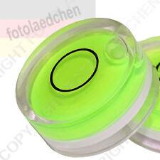 Dosenlibelle Ø 25 x 10 mm Wasserwaage Libelle Präzisions Waage Durchmesser