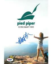 Thomas Middleditch Signed Pied Piper Autographed 8x10 Photo PSA/DNA #AD22048