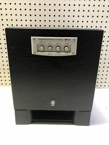 Yamaha YST-SW215 Powered Subwoofer TESTED WORKING HOME AUDIO