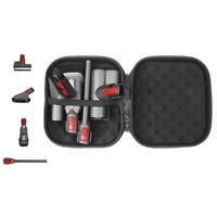 Hard Case Cover Storage Carry Bag for Dyson V7 V8 Brush Head Vacuum Cleaner Sets