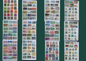 It's An All Different Stamp Collection From United States, Free World Shipping