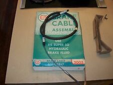 1957 Mercury  Brake Cable EIS 2003