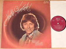 VACLAV NECKAR - Hallo, Vasek!  (AMIGA, GDR 1975 / LP vg++/m-)