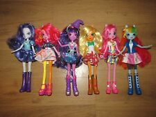 Rare My Little Pony Equestrian Girls Dolls Bundle / Job Lot