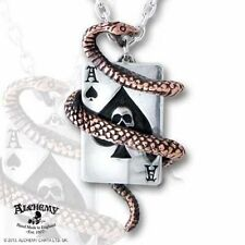 Alchemy Gothic Animals Insects Costume Necklaces & Pendants