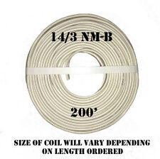 "14/3 NM-B x 200' Southwire ""Romex®"" Electrical Cable"