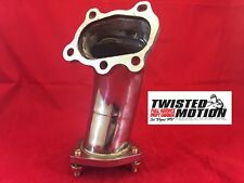 "240SX SR20DET 3"" DUMP PIPE ELBOW FULLY TIG WELDED DOWNPIPE KA24 S13 S14"