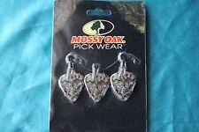 CLOSEOUT! Mossy Oak Pick Wear Pendant & Earrings Set,Obsession Pattern, MOPW-EN
