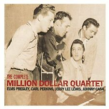 Presley Cash Lewis Perkins - The Complete Million Dollar Quartet [CD]