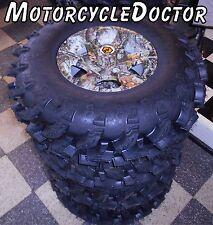 """Tire,Rim,Set,26"""",Camo,Wheel,12"""" Rim,UTV,800,700,500,Massimo,HiSun,Bennche,TSC"""