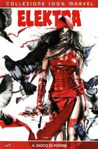 SC01 - Fumetto - Panini Comics - Elektra 4 - Come Nuovo !!!