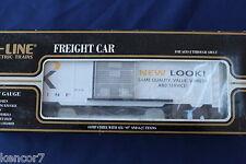 2000 K-Line K640-7405 K-Line New Look Box Car L3155