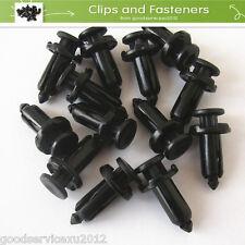 20x Bumper Fascia Push Type Retainer Clip Fastener for Nissan Altima 63848-9E001