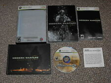 Call of Duty: Modern Warfare 2 Hardened Edition Case Xbox 360 with Regular Disc