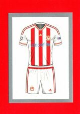 CHAMPIONS LEAGUE 2015-16 Topps -Figurine-stickers n. 371 -1° MAGLIA OLYMPIACOS